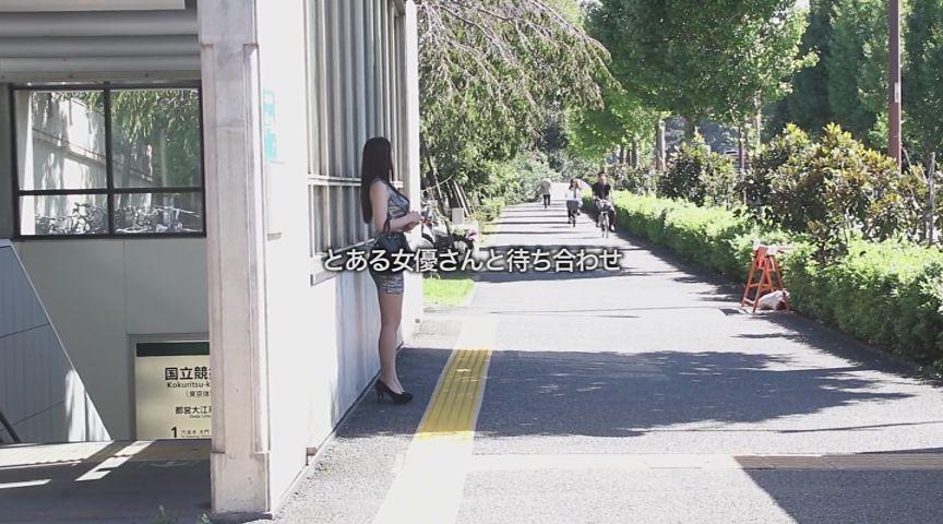 凛音とうかvsカンパニー松尾 画像 Still0107_00001